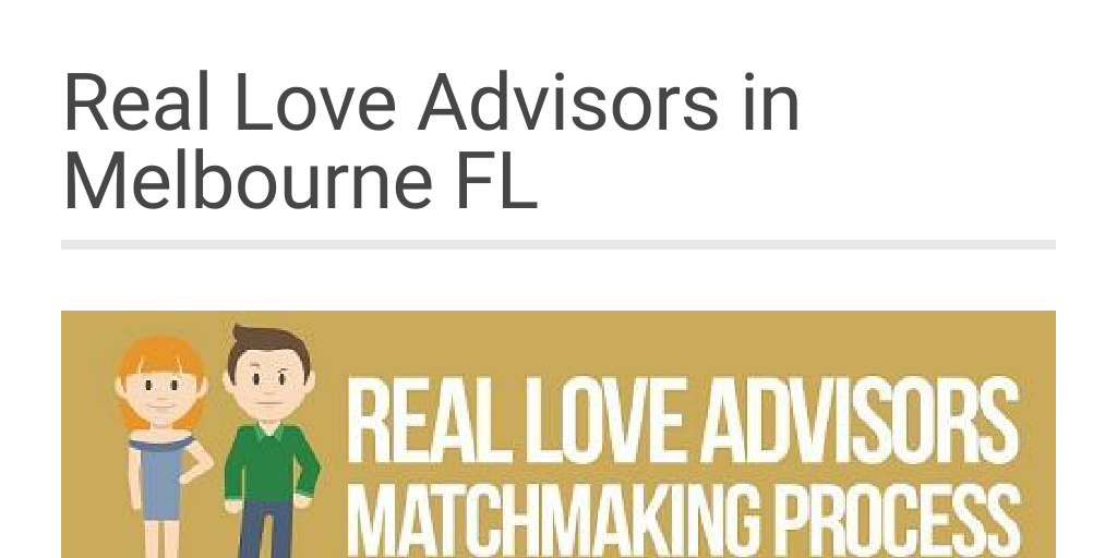 agences de matchmaking Melbourne