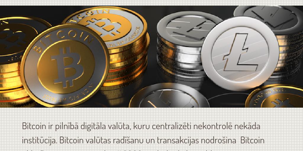 Bitcoinas bitino investavimo nuomonė warren buffett Tiesa