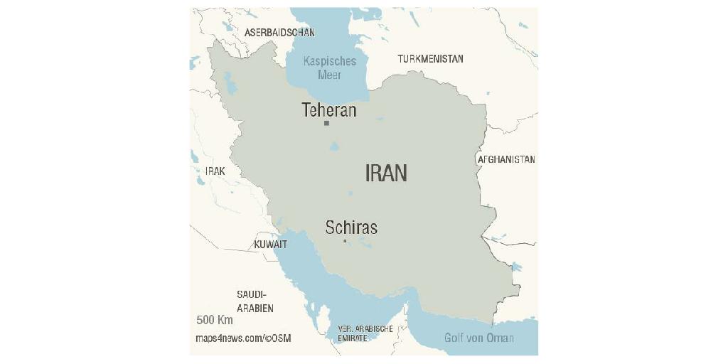 iran amtssprache