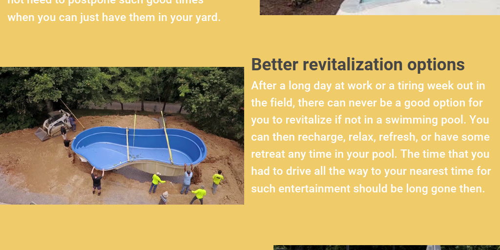 How to Installing Inground Pools in Sevierville